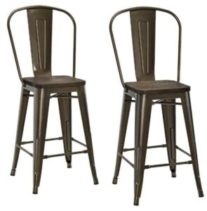 best metal bar stools