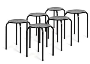 Pleasant 10 Stackable Bar Stools Best Powerful Reviews Guides Of 2019 Ncnpc Chair Design For Home Ncnpcorg