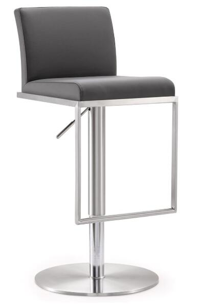 Modern Swivel Bar Stools With Back