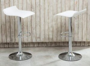 modern swivel bar stools