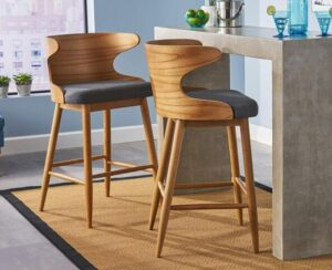 Amazing The 33 Best Modern Bar Stools Reviews In Depth Guides 2019 Short Links Chair Design For Home Short Linksinfo