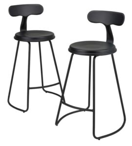 best modern metal bar stools