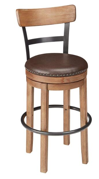 Wondrous New 23 Best Bar Stools With Backs Reviews Guides 2019 Pabps2019 Chair Design Images Pabps2019Com