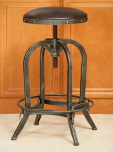 industrial kitchen bar stools