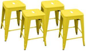 stackable bar stools