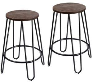 best stackable wooden bar stools