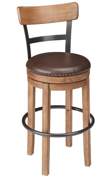 breakfast bar stool height