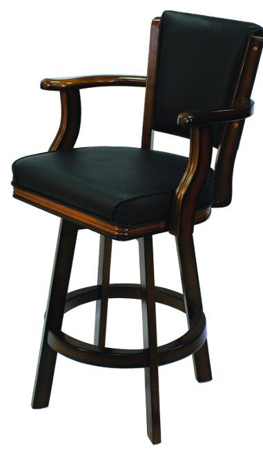 counter bar stools with backs and arms