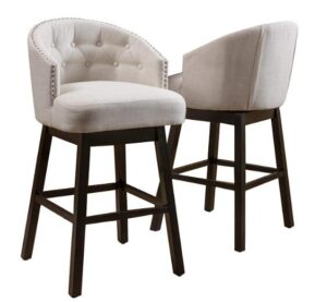 counter height swivel bar stools