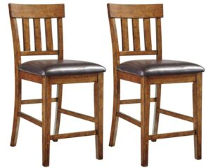 bar height stools inches