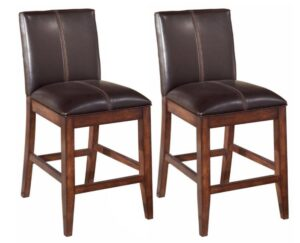 Padded Counter Height Bar Stools