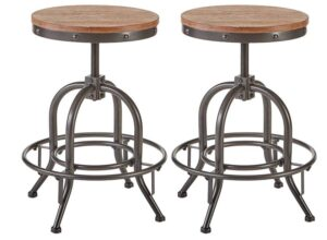vintage breakfast bar stools