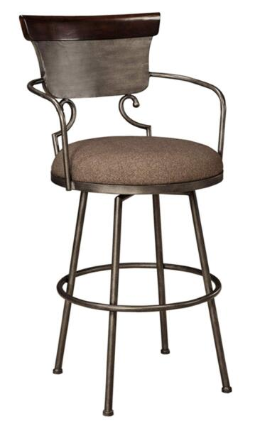 vintage looking bar stools