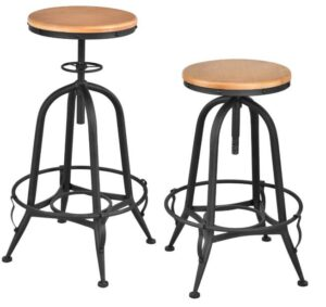 Vintage Kitchen Bar Stools