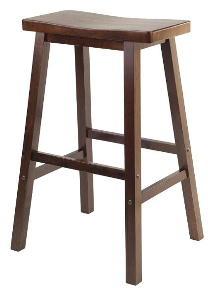 country wooden bar stools