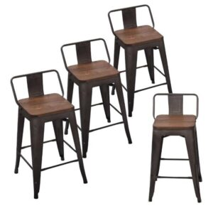 Cheap Bar Stools With Backs