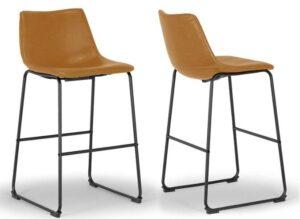 yellow bar stools review