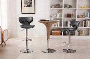 adjustable height bar stools for hardwood floor