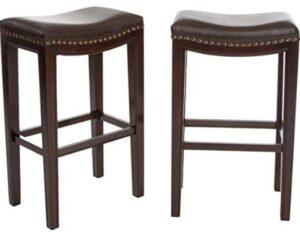 wooden bar stools for hardwood floor