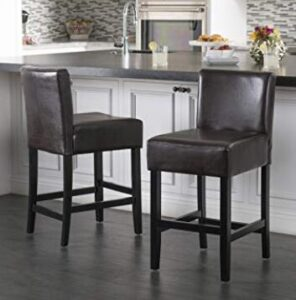 bar stools with back for hardwood floor