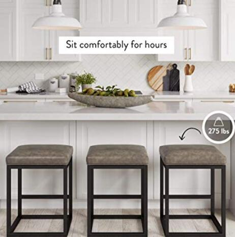 25 Best Bar Stools For Kitchen Isalnd