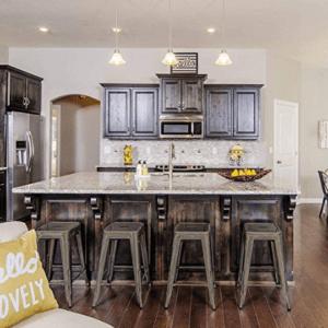 kitchen bar stool height