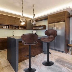 unique kitchen bar stools