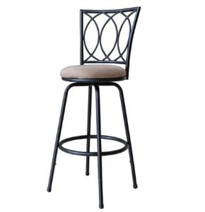 kitchen breakfast bar and stools