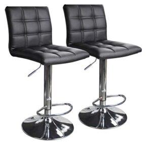 upholstered breakfast bar stools