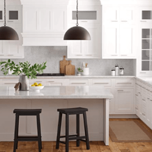 kitchen counter swivel stools with backs