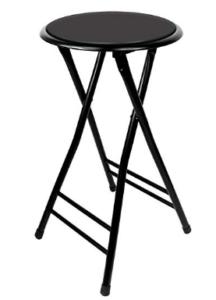 round foldable bar stools