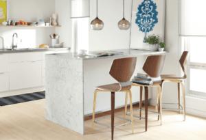 swivel kitchen counter stools