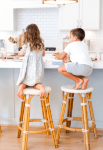 kids kitchen helper safety tower step stool