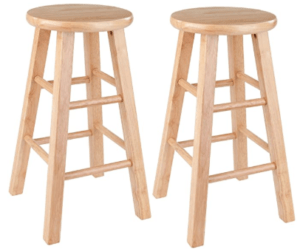 reasonably priced bar stools