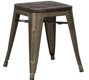 18 inch metal bar stools