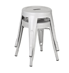 18 inch metal stools