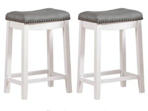 black 24 inch counter stools