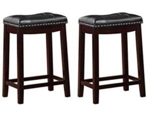 24 backless bar stools