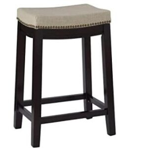 wicker bar stools backless
