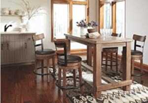 24 counter stools with back
