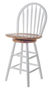 white maple bar stools