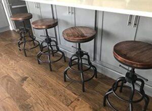 24 inch industrial bar stools