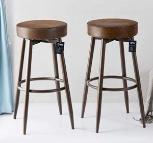 non swivel industrial bar stools