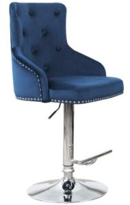 DMF Furniture adjustable bar stools with back