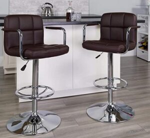 Flash Furniture adjustable bar stools