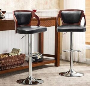 Homall adjustable bar stools