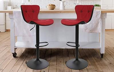 adjustable bar stool guide