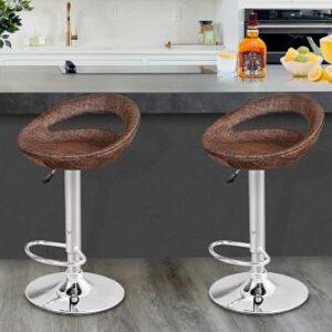 Nova Microdermabrasion stool with footrest