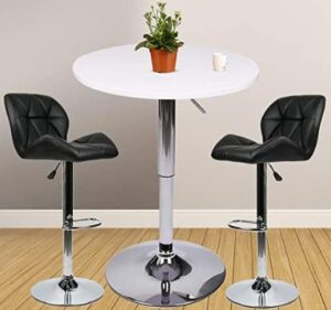 adjustable chrome bar stools reviews