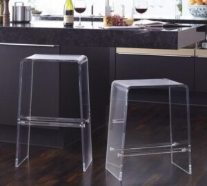 best quality acrylic bar stools